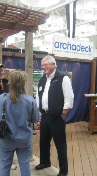 Come See Us At The Fort Wayne Home And Garden Show Archadeck Of Fort Wayne Ne Indiana