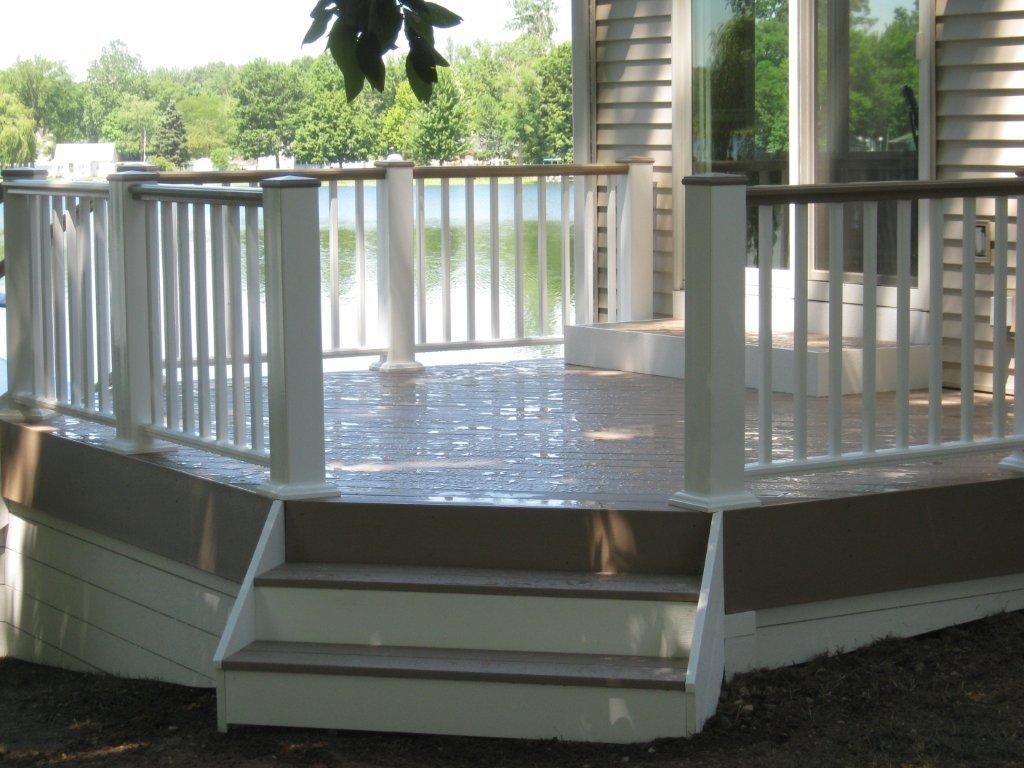 Azek S Solid Pvc Decking Compared To Timbertech S New