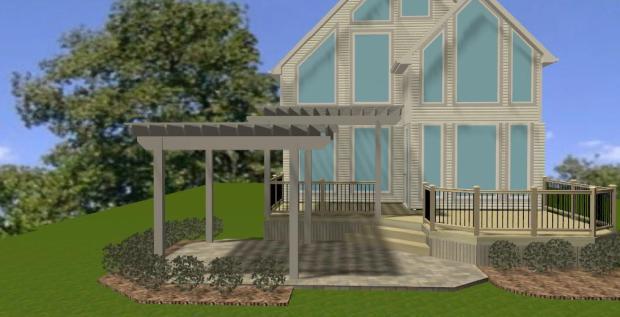 Pdf Deck Pergola Design Software Free Diy Free Plans