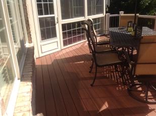 deck resurfacing with TimberTech Ft Wayne