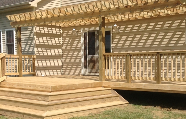 Diy Wood Deck Pergola Plans Pdf Download Right38bum