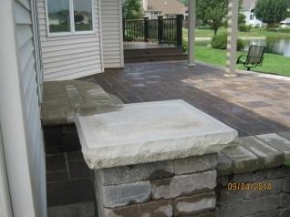Fort Wayne Unilock Pavers Patio builder - Copy