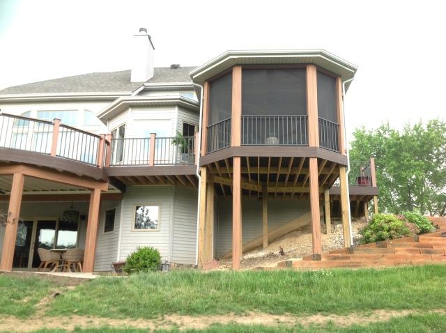 Archadeck Of Fort Wayne Amp Ne Indiana Decks Porches