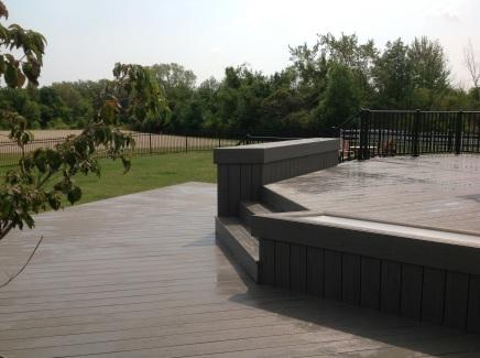 Fort Wayne Composite Deck Builder
