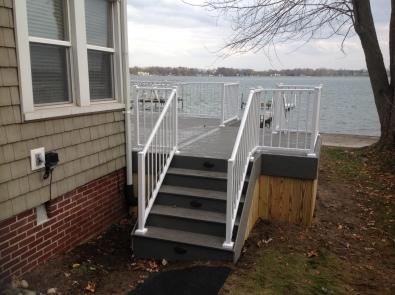 Crooked Lake deck builders